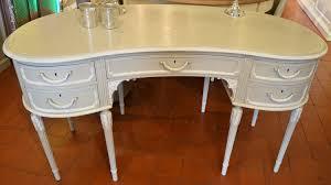 Kidney Shaped Writing Desk by Kidney Shaped Dressing Table Desk In Vintage U0026 Vintage Style