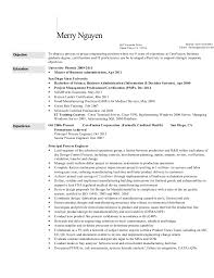 Cosmetic Resume Examples by Resume Merry Nguyen Sept2015