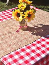 strawberry picnic shortcake 5th birthday party kara u0027s party