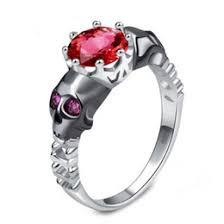 skull wedding bands discount skull wedding ring sets 2018 skull wedding ring sets on