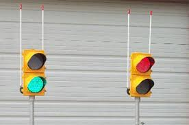 extended range wireless lights to go traffic lights controls