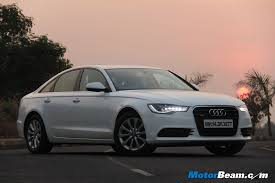 audi a6 india audi a6 test drive review