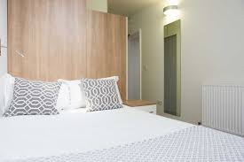 En Suite Bedroom Chapter South Bank Student Accommodation 2 Bed Flat