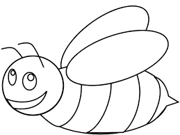 bumblebee coloring printable coloring book sheet
