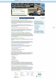 Geico Car Insurance Estimate by Geico Car Insurance Quote 44billionlater