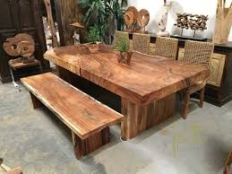 dining room table solid wood solid wood table wood table solid wood and logs