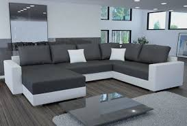 canapé d angle 7 places pas cher ordinaire canape tissu pas cher 9 grand canap233 dangle 7 places