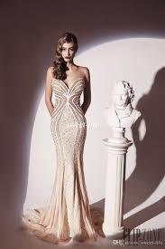 beige dresses for wedding dany tabet wedding evening dresses 2016 sweetheart