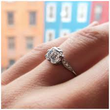 engagement rings awesome vintage amethyst this is the definition of the perfect vintage engagement ring