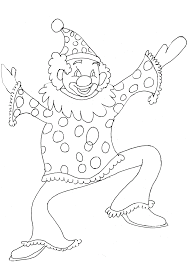 Joker Coloring Page Coloring Pages Joker