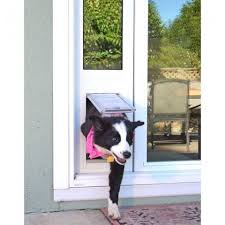 Patio Pacific Pet Doors Patio Pacific Thermo Panel 3e Sliding Door Dog Door U2013 Pet Pro