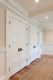 Closet Panel Doors Create A New Look For Your Room With These Closet Door Ideas