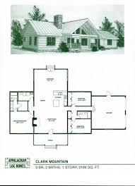 log home floor plans cabin kits appalachian homes this elegant one