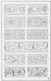 from a handbook of ornament 1898 by franz sales meyer oyma
