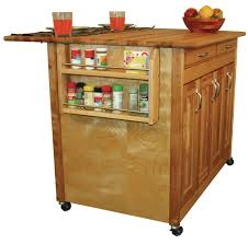 Catskill Craftsmen Kitchen Island by Catskill Craftsmen Butcher Block Work Center Plus Model 54230