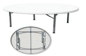 round folding tables for sale 6 plastic round folding tables wohlesale used round banquet table