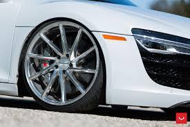 vossen wheels photo gallery wörthersee audi r8 on vossen cvt wheels vossen wheels 2016