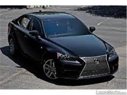 lexus is 250 f sport lease