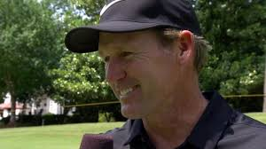 swing guys olympian dan jansen is enjoying the bmw charity pro am golf channel