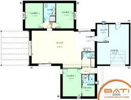 plan maison plain pied 4 chambres avec suite parentale mrseille vec plan maison plain pied chambres avec suite parentale
