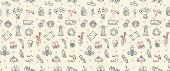 pattern illustration tumblr get free patterns from the pattern library the unwrapping tumblr