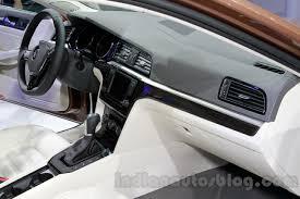volkswagen lamando vw lamando dash at guangzhou auto show 2014 indian autos blog