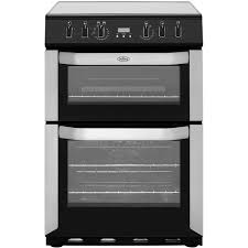 Currys Small Kitchen Appliances Fse60dop Ss Belling Electric Cooker Stainless Steel Ao Com