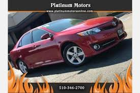 2013 toyota camry value used 2013 toyota camry for sale pricing features edmunds