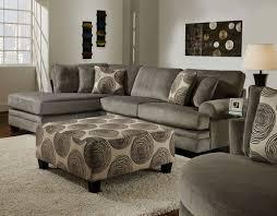 Grey Velvet Sectional Sofa L Shaped Grey Velvet Sectional Sofa Grey Velvet Sectional Sofa
