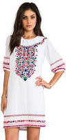 pia pauro embroidered off the shoulder dress where to buy u0026 how