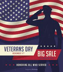 Usa Flag For Sale Veterans Day Retro Sale Poster Download Free Vector Art Stock
