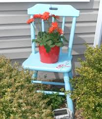 quick and easy upcycled garden decor ideas and a blog party