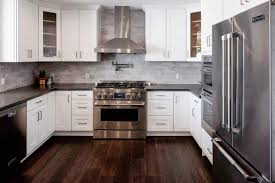 white shaker cabinets for kitchen diy kitchens with white shaker cabinets best cabinets