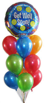 singing balloon delivery singing balloons helium balloons perth get well soon singing