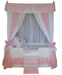Girls Bed Curtain Canopy Bed Design Pretty Toddler Canopy Beds For Bedroom