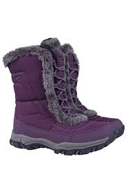 womens winter boots boots winter boots mountain warehouse us