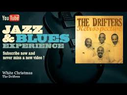 the drifters white christmas might just be my favorite