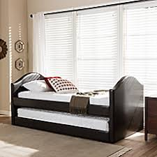 Upholstered Daybed With Trundle Daybeds With Trundle Day Beds With Storage Bed Bath U0026 Beyond