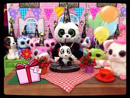 bamboo ty beanie boo panda bear