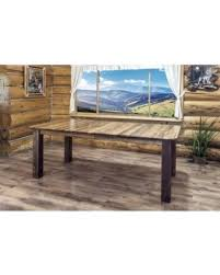 loon peak extendable dining table get this amazing shopping deal on loon peak abella 4 post extendable