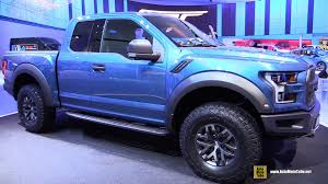 Ford Raptor Crew Cab - 2017 ford f150 raptor exterior and interior walkaround debut