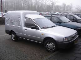 nissan box van 1995 nissan sunny q bic the q bic was the commercial van v u2026 flickr
