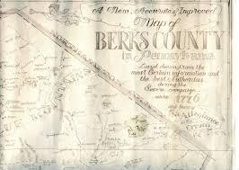 Map Of Berks County Pa The Levan Tavern Kemp U0027s Hotel