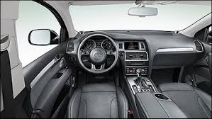 Audi Q7 2014 - 2014 audi q7 information and photos zombiedrive