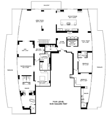 yorkville penthouse 88 davenport rd floor plans the florian luxury