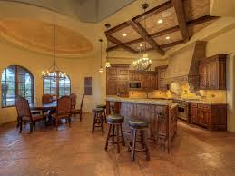 Custom Built Kitchen Cabinets by Luxury Custom Home Construction In Scottsdale Arizona