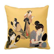 theme pillows japanese theme pillows decorative throw pillows zazzle