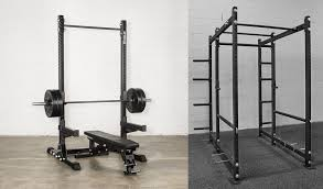 Bench For Power Rack Squat Stand Vs Power Rack The Dilemma Ends Here