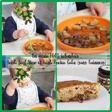 cuisine irlandaise typique un menu irlandais l atelier des petits lapins