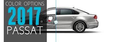 New Passat Interior 2017 Volkswagen Passat Interior And Exterior Color Options